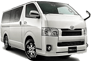 12 Seater Van Dubai UAE Rent