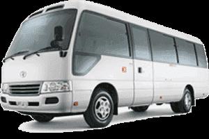 30 Seater Coaster Bus Dubai Rent
